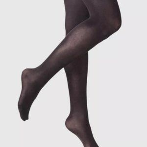 2 PK Women's 50D Opaque Tights U-035